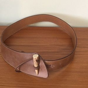 Vintage Banana Republic belt